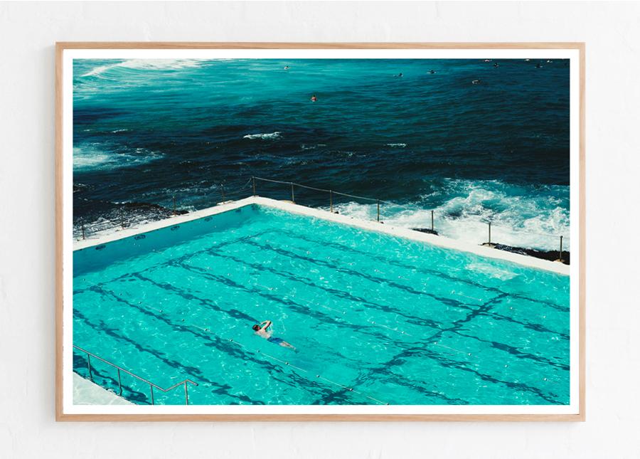 Icebergs Pool Bondi Australia