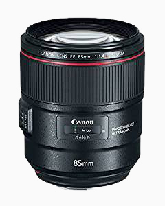 CANON 85MM F/1.4 IS