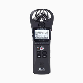 ZOOM ZH1 RECORDER