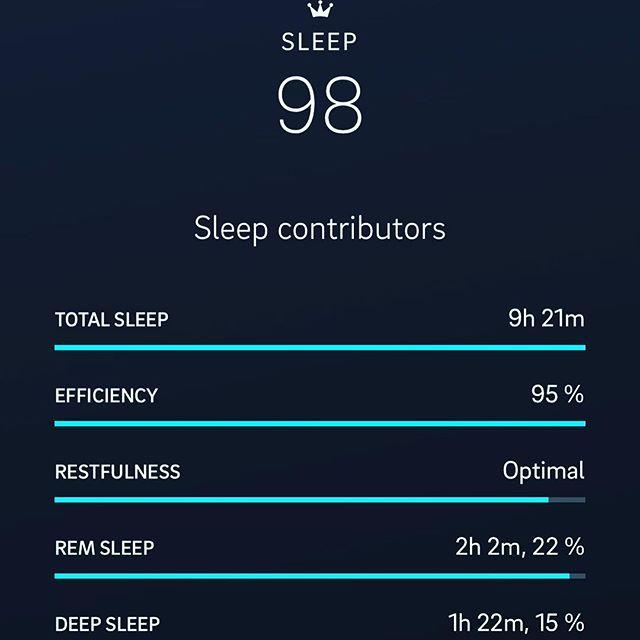 Sleep well. Perform well. 🕺🏼 #sleepwell #sleep #ouraring #oura #perform #challengeyourself #readiness #recovery #energetic #selfleadership #bettersleep #productivity