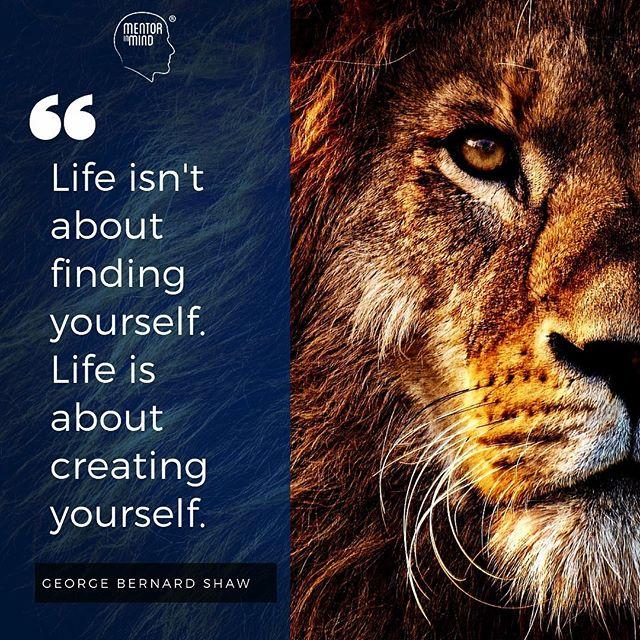You are in charge of who you will become. Create Yourself! Own Your Life! 🤜💥🤛 . . . . #createyourself #createyourlife #ownyourlife #youareincharge #youareincontrol #lion #whowillyoube #leijona #luoelämäsi #omaelämä #luoitsesi #selfleadership #selfdevelopment #kehitäitseäsi #itsensäjohtaminen