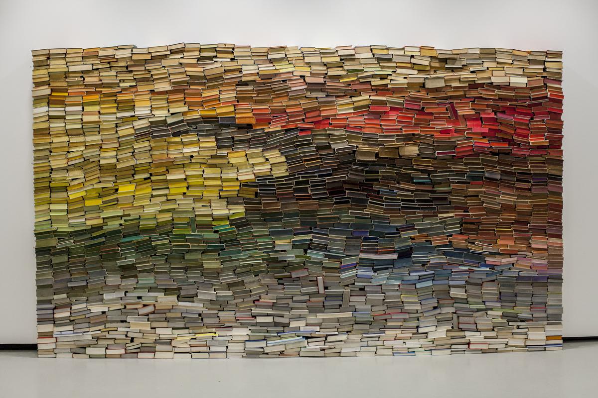 L'art se livre   (group) 16.11.14−01.02.15. Musee Des Beaux-Art, Le Locle, Switzerland
