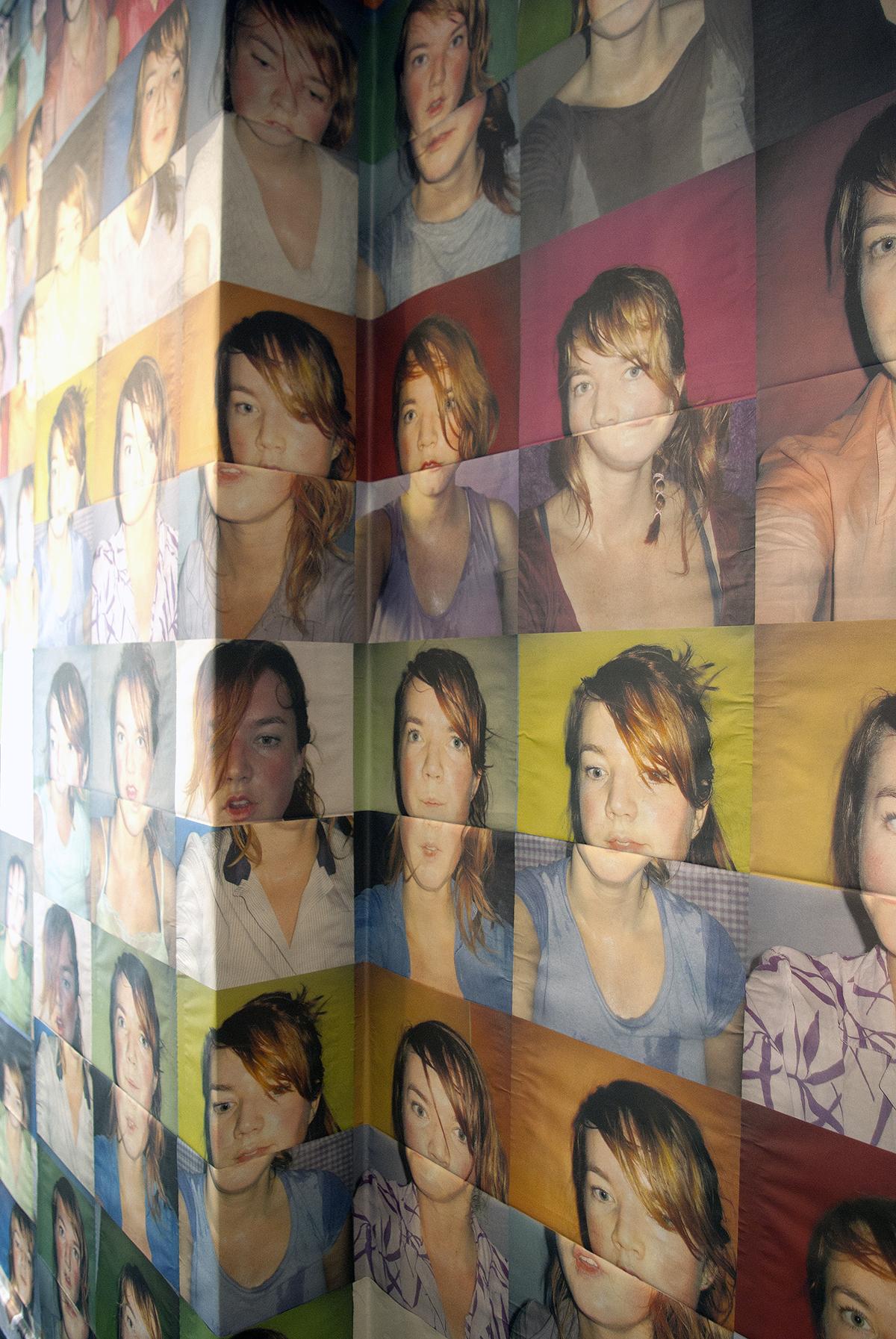 installation at Le Petit Endroit Paris, 2012