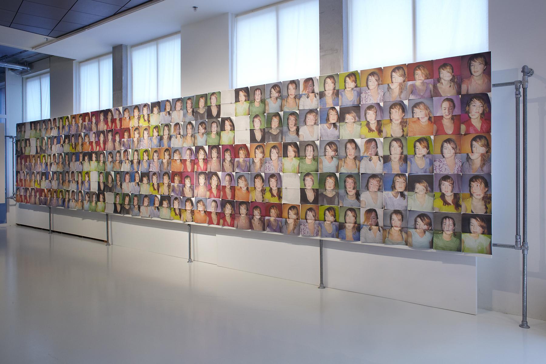 installation at DOK Delft, 2011
