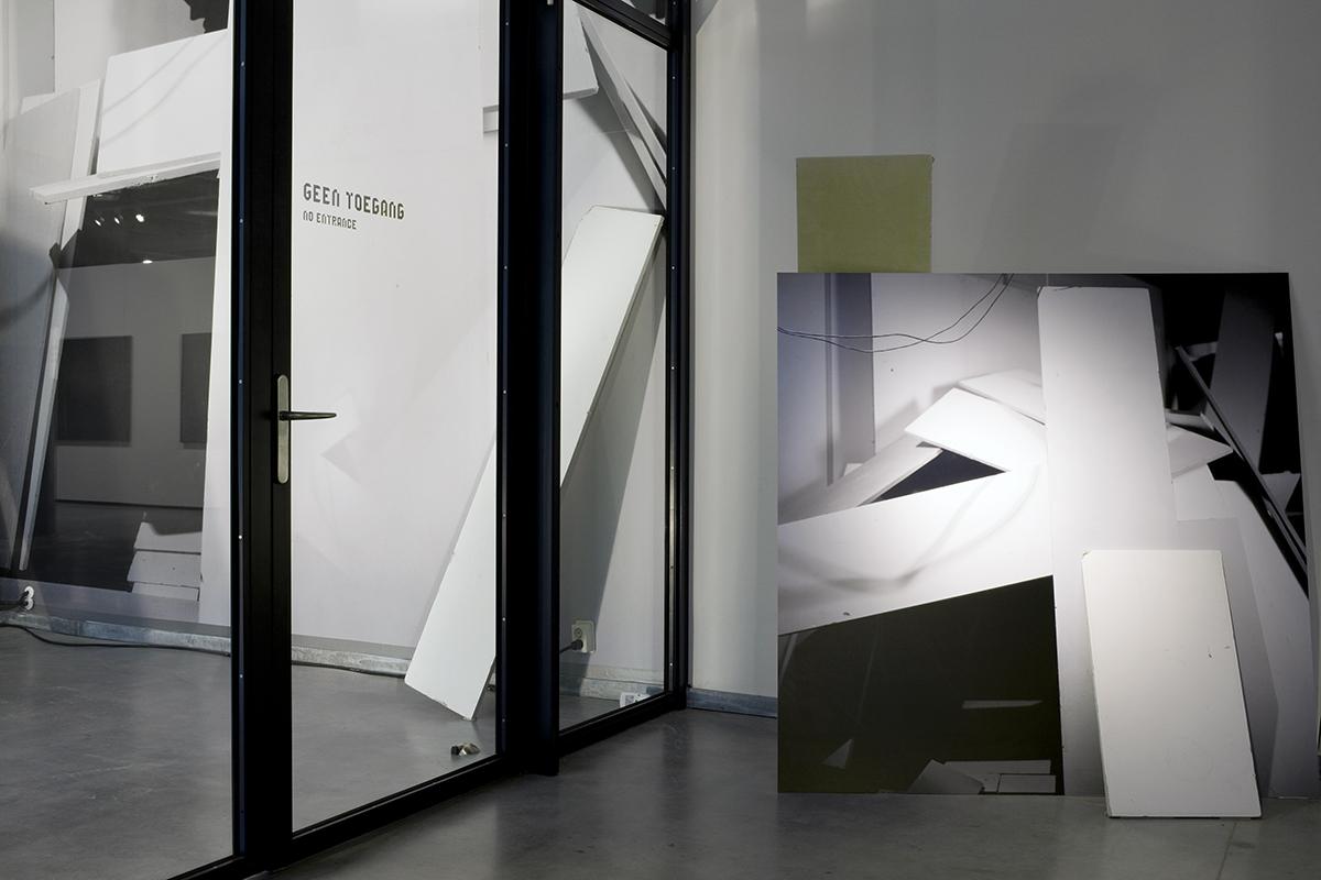 Intercollapsing, Quickscan 01, Dutch contemporary photography now 2010 at Het Nederlands Fotomuseum Rotterdam 2010