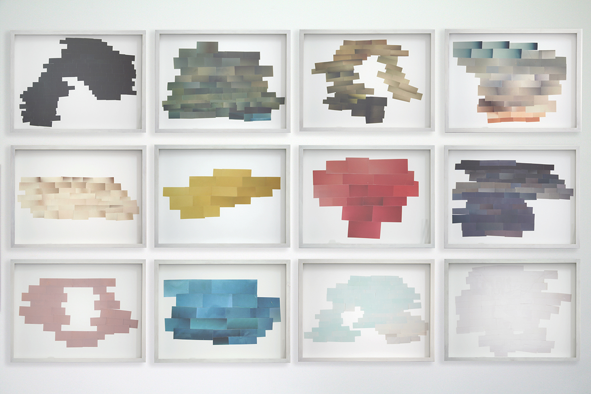Edition Fragmented Memory ( view here )