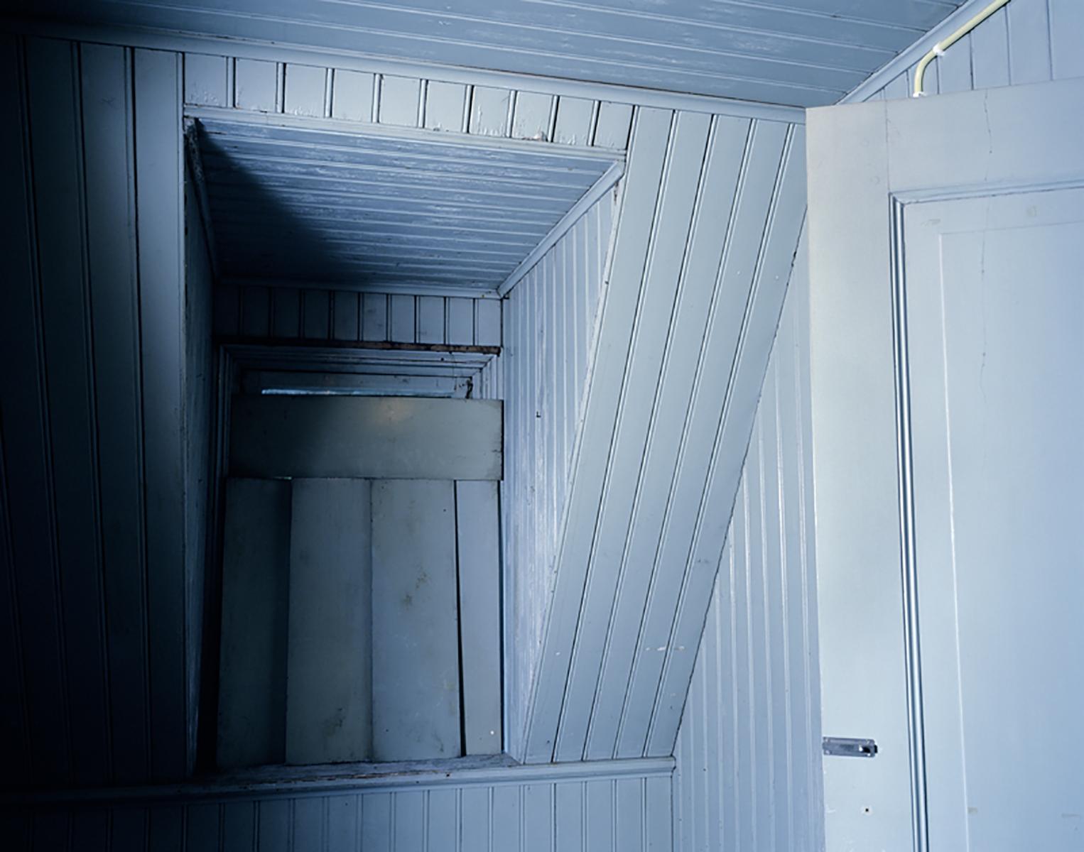Closing Rooms #1 2007 photograph c print on dibond 100-125 cm