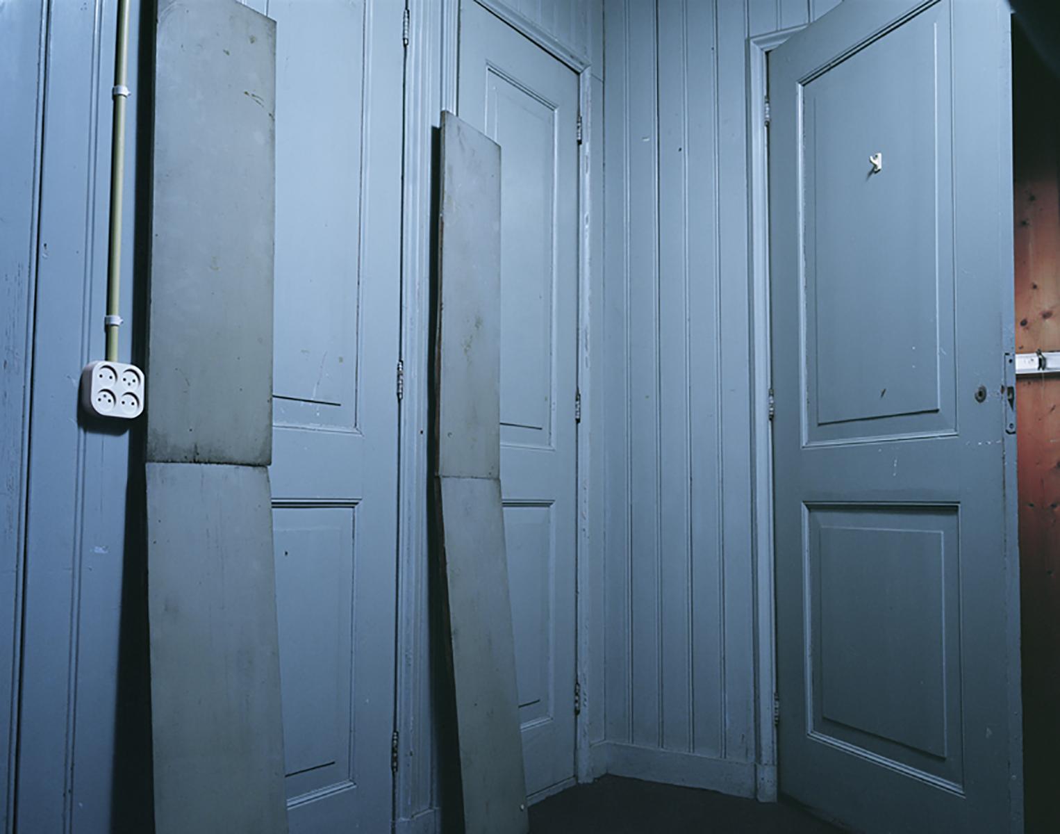 Closing Rooms #3 photograph c print on dibond 100-125 cm
