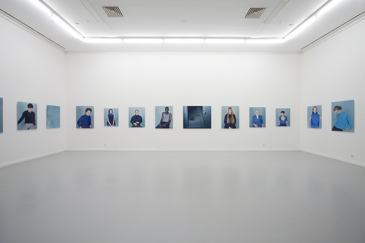 solo exhibition at Künstlerhaus Bethanien Berlin 2009