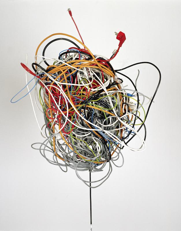 Untitled (wired) #1, 2008 / 31-40 CM/ INKJETPRINT, HAHNEMÜHLE BARYTA PAPER / PRINT OR FRAMED PRINT