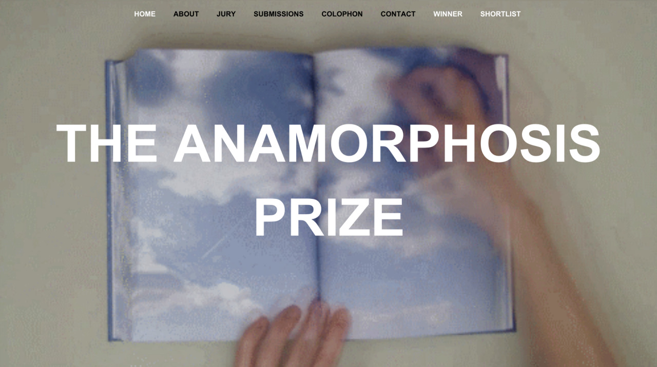 I am building, co-creating and make the website for a new prize ($ 10.000,- no strings attached) for the best self-published photobased artistbook or photobook and it will be launched soon!
