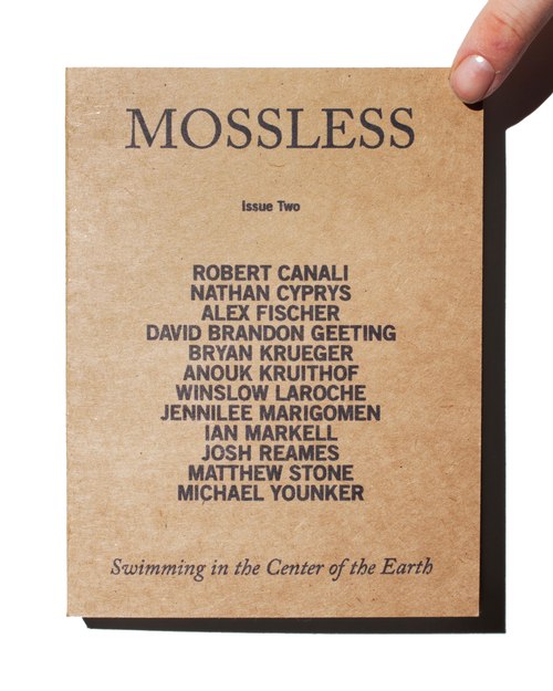 MOSSLESS magazine #2 is out   check:  http://mosslessmagazine.com/tagged/issue-two