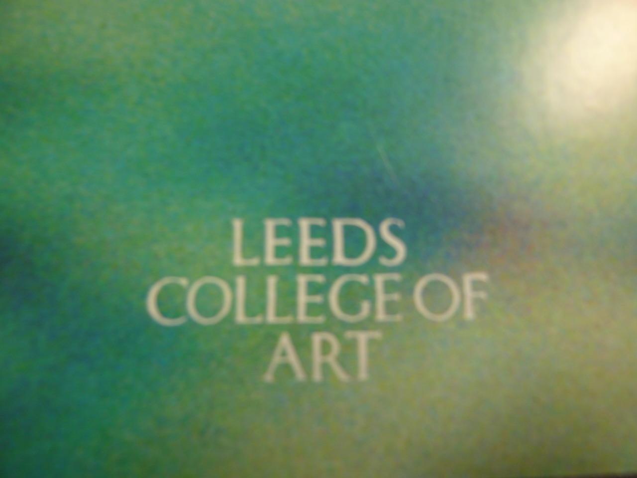 28th november at 2 AM   lecture at Leeds College of Arts, Leeds UK    http://www.leeds-art.ac.uk/
