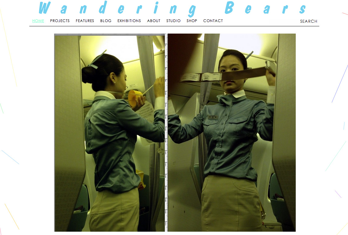I wrote a review on Wandering Bears about The Daegu Photo Biennal