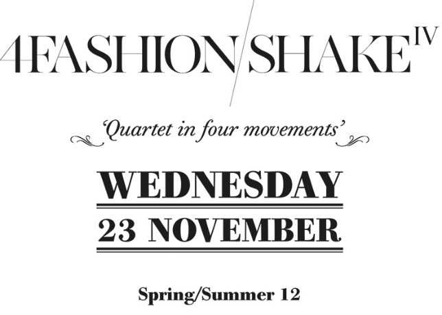 """a little video made out of my work 'the daily exhaustion' and 'a head with wings' will be shown at """"4fashionshake"""", an event that will take place onWednesday, November 23 at Pallas Theatre, ATHENS, GREECE. Organized by:      OZON Magazine      50-52 Valtetsiou St.   10681 Athens, Greece   Tel: +30 210 3634009"""