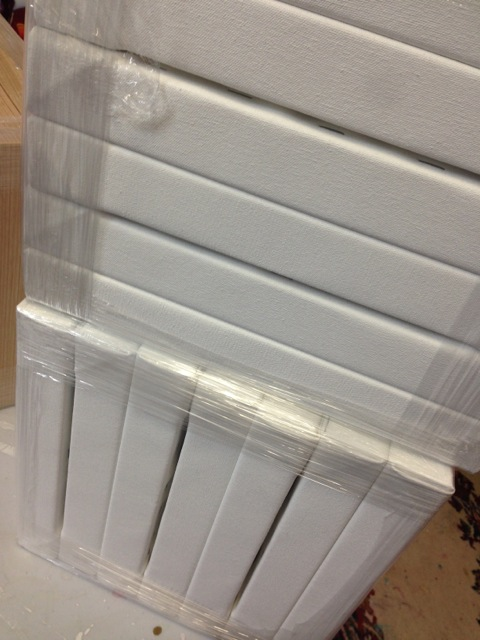 Canvases supplied by Southern Buoy