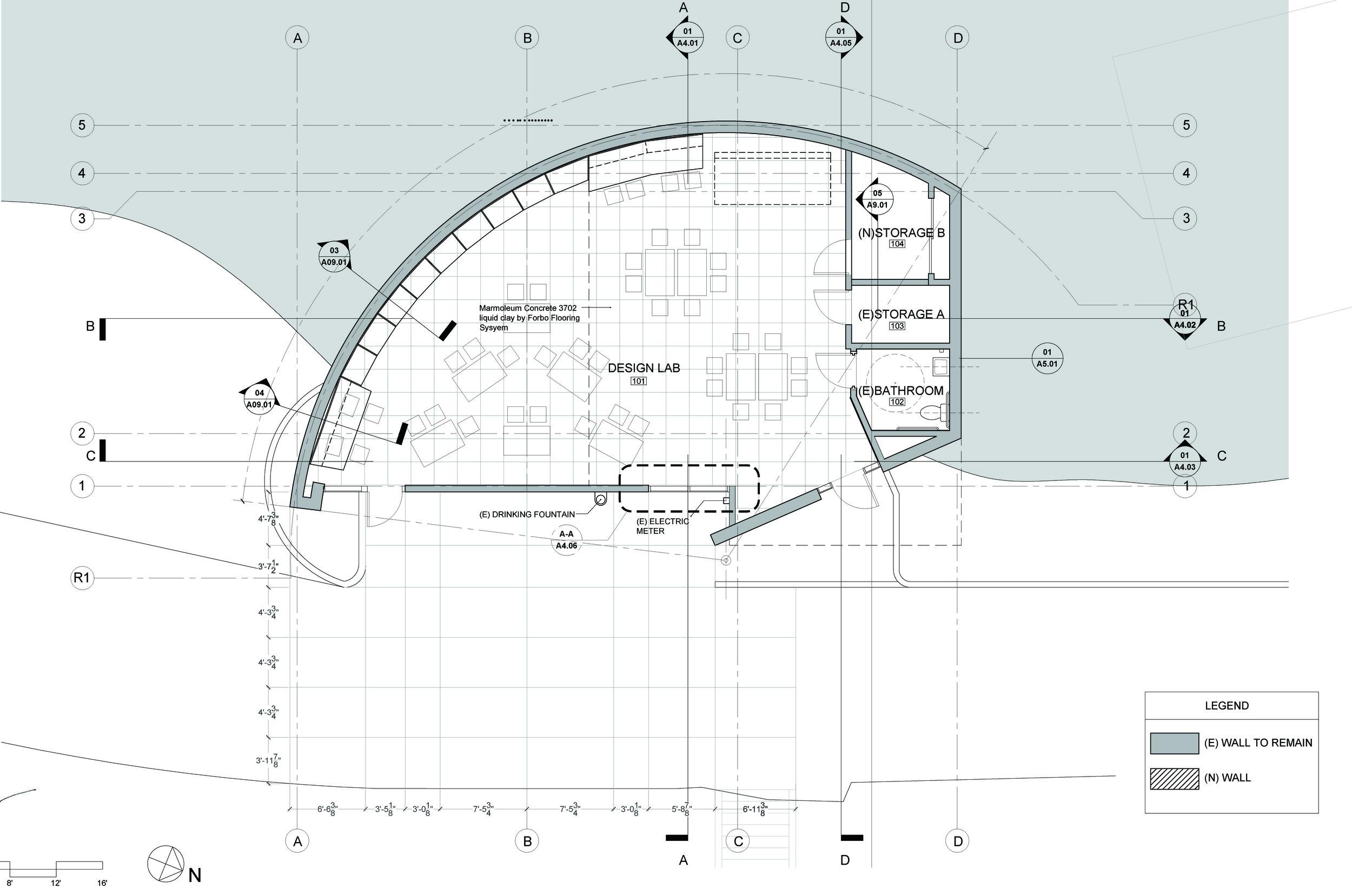 Exterior Classroom Design