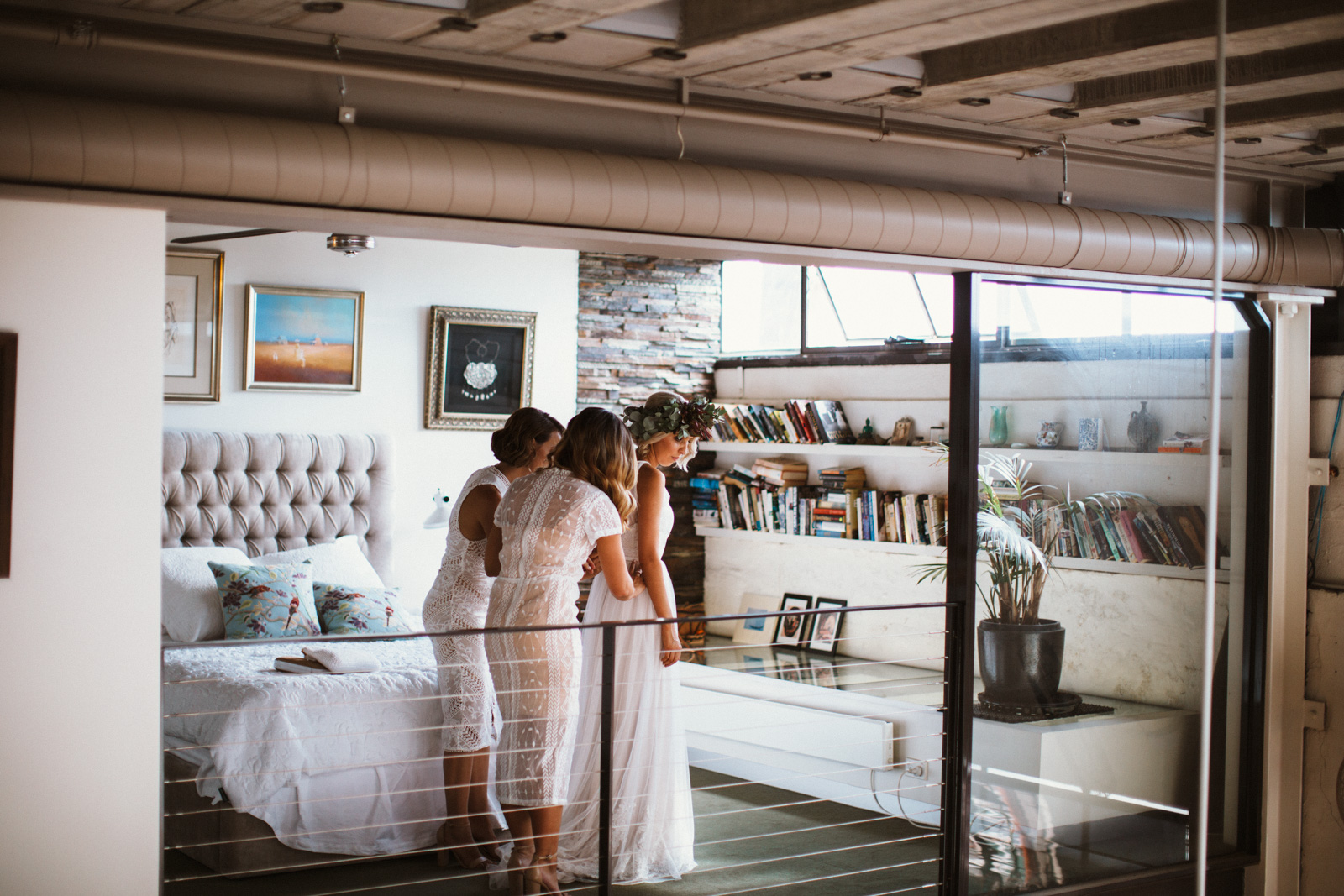 D+S-Melbourne Wedding Photographer-Glasshaus-Dean Raphael-42.jpg