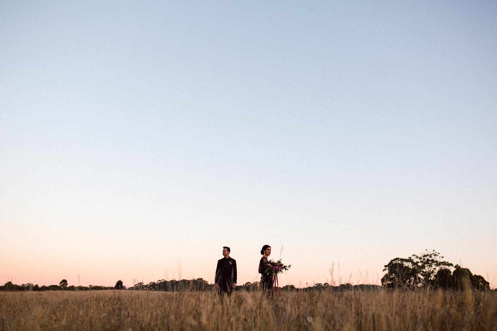Zara & Danny 18.32017 Married in Daylesford, Australia