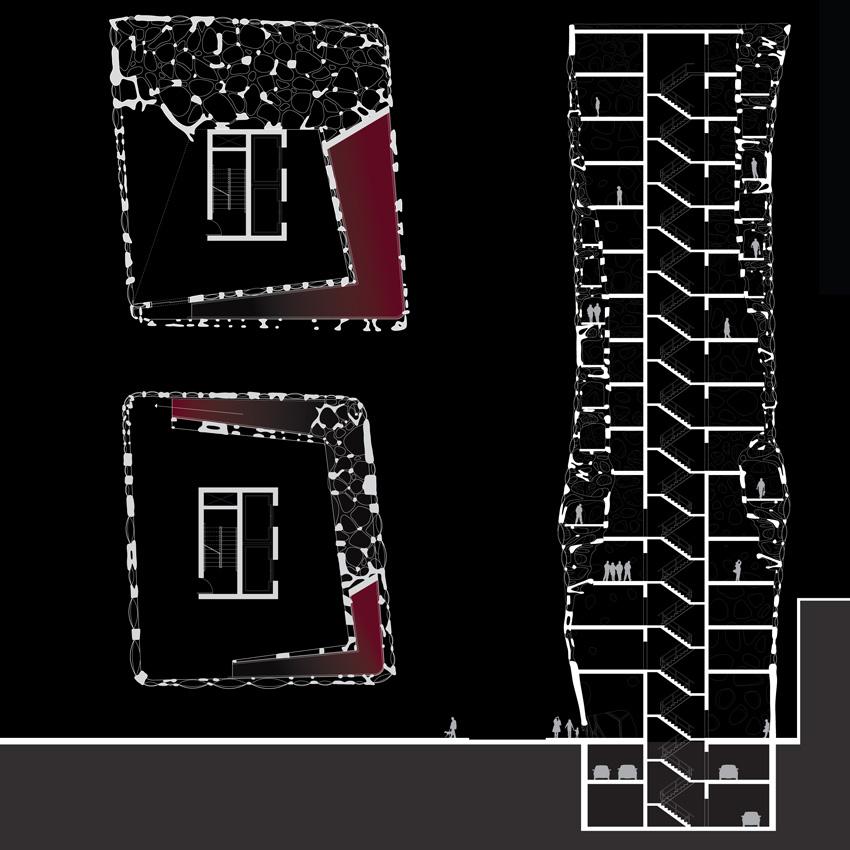 fashion-museum-asteriskos-voronoi-architecture-3dprint-organic-scripting-drawings-1.jpg
