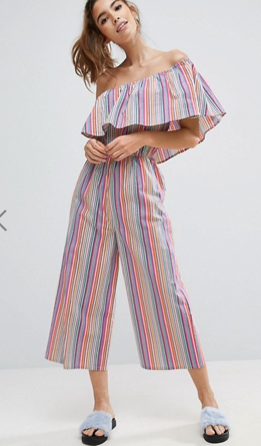 http://www.asos.com/asos/asos-one-shoulder-jumpsuit-in-multi-stripe/prd/7718395?iid=7718395&clr=Multistripe&SearchQuery=&cid=7618&pgesize=179&pge=0&totalstyles=179&gridsize=3&gridrow=8&gridcolumn=1