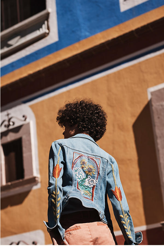 (Anthropologie sale now £73 (from £148)