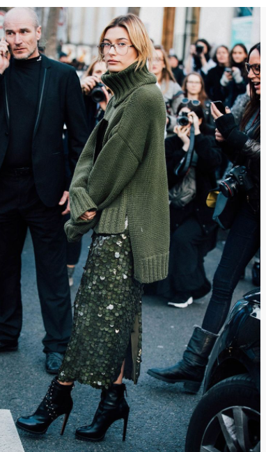 Paris Fashion Week 17 week (source Vogue)