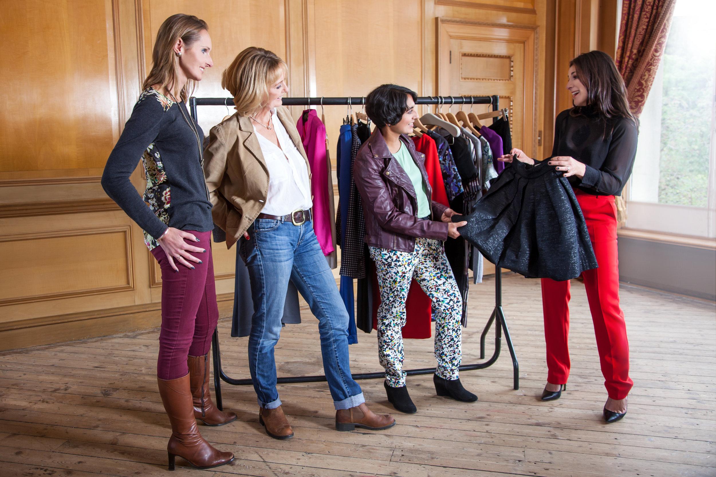 Somerset Life Fashion Clothing Rail 5.jpg