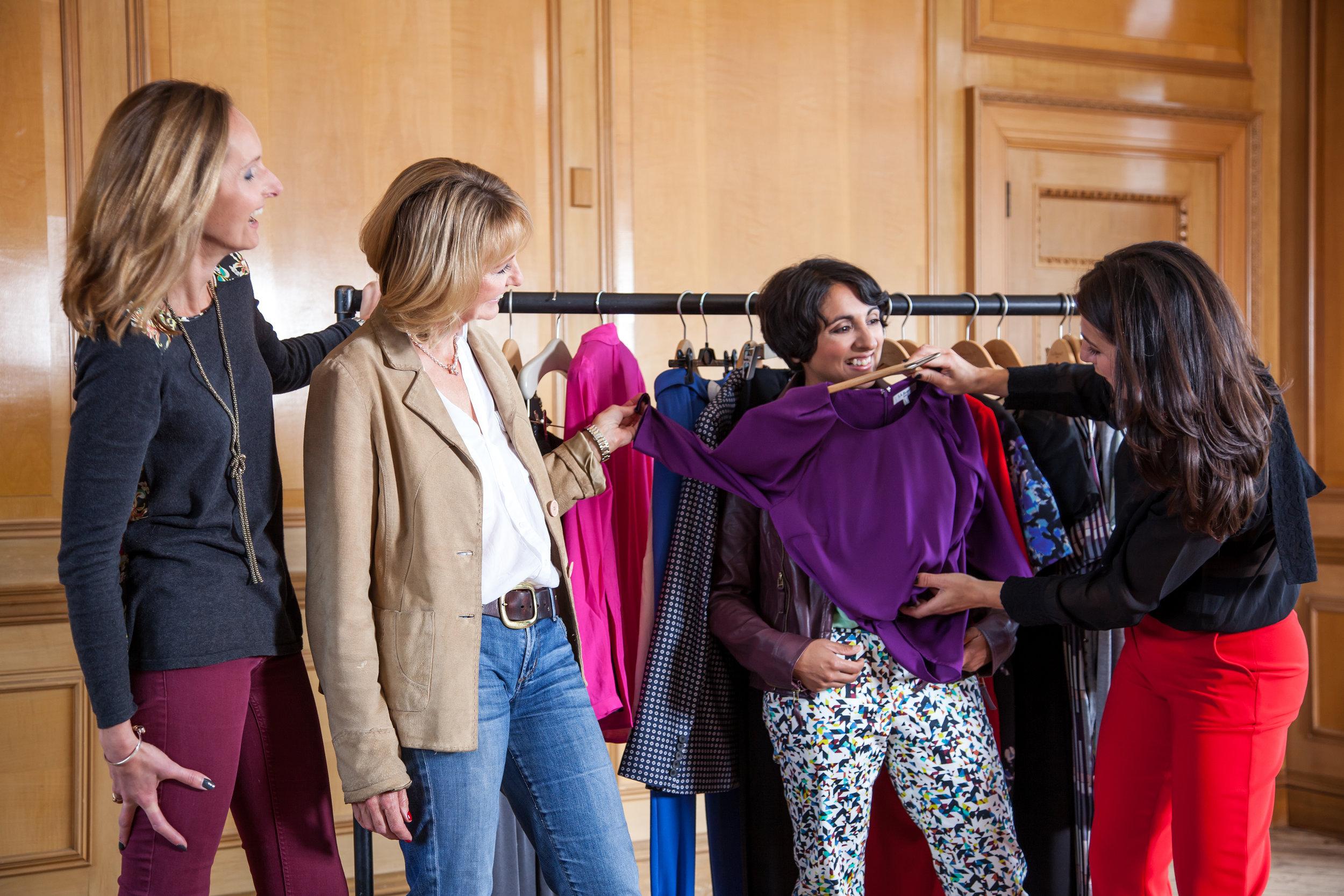 Somerset Life Fashion Clothing Rail 4.jpg