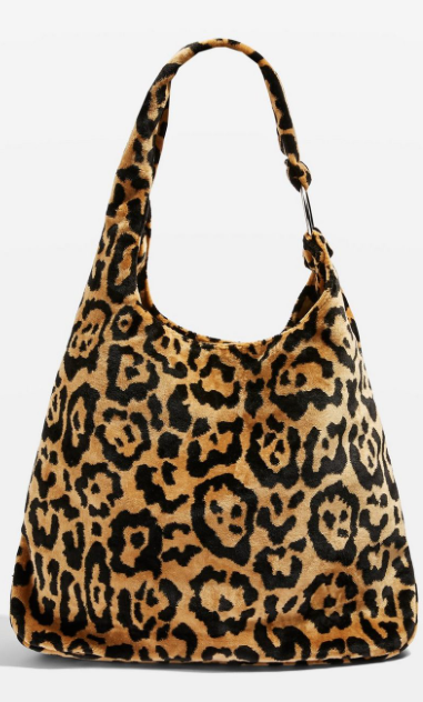 Top Shop Leopard Bag £32