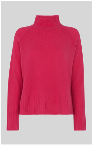 Whistles Funnel Neck Wool Knit £109