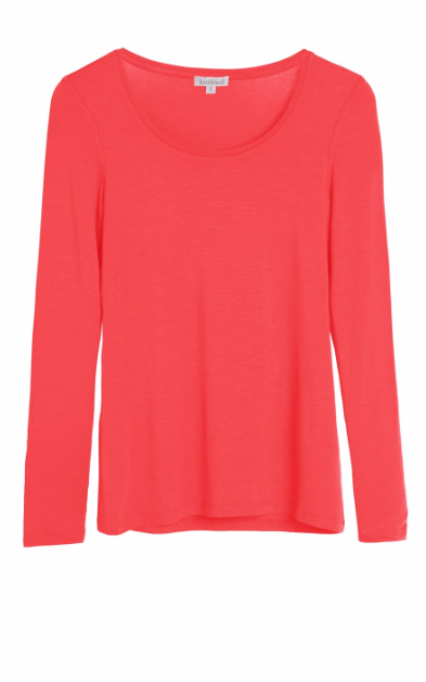 Kettlewell Colours scoop neck