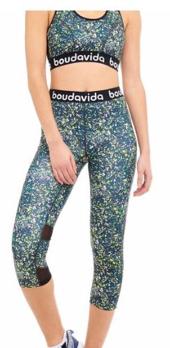 Boudavida NEON Splatter sportswear