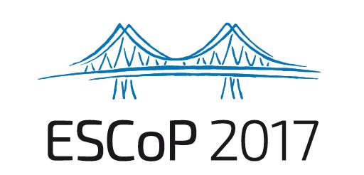 ESCoP 2017, Potsdam, 3-6 September