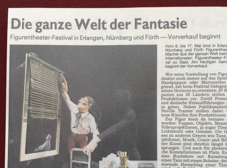 Something something something - puppets in Germany