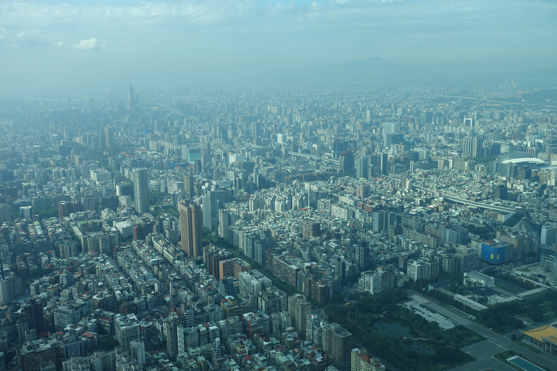 We´d had an enjoyable couple of days exploring Taipei; but keen to get out of the metropolis