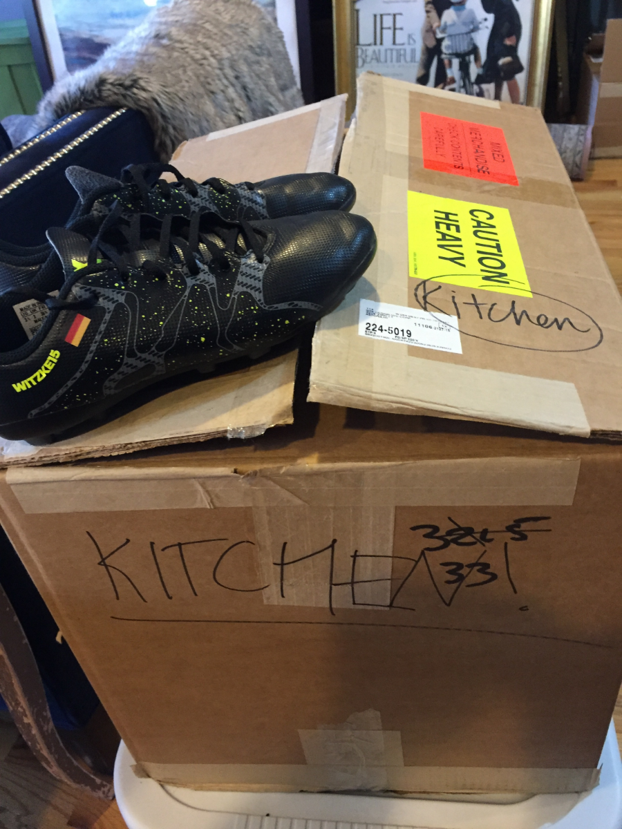 These cleats are kind of a big deal.