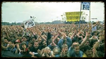 Springsteen Concert. East Berlin. 1988