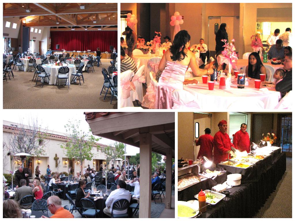 Special Events and Quinceañera