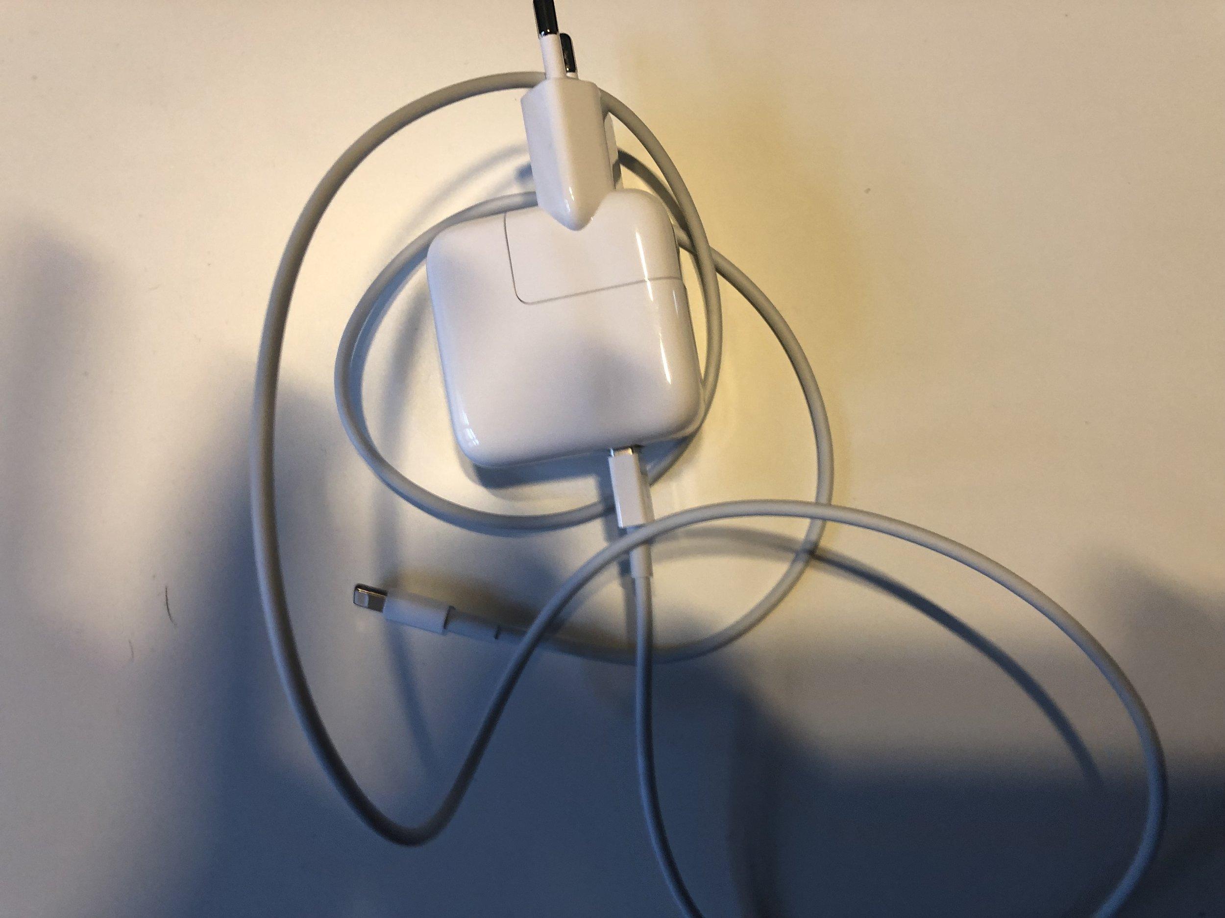 60W iPad Powerbrick 2