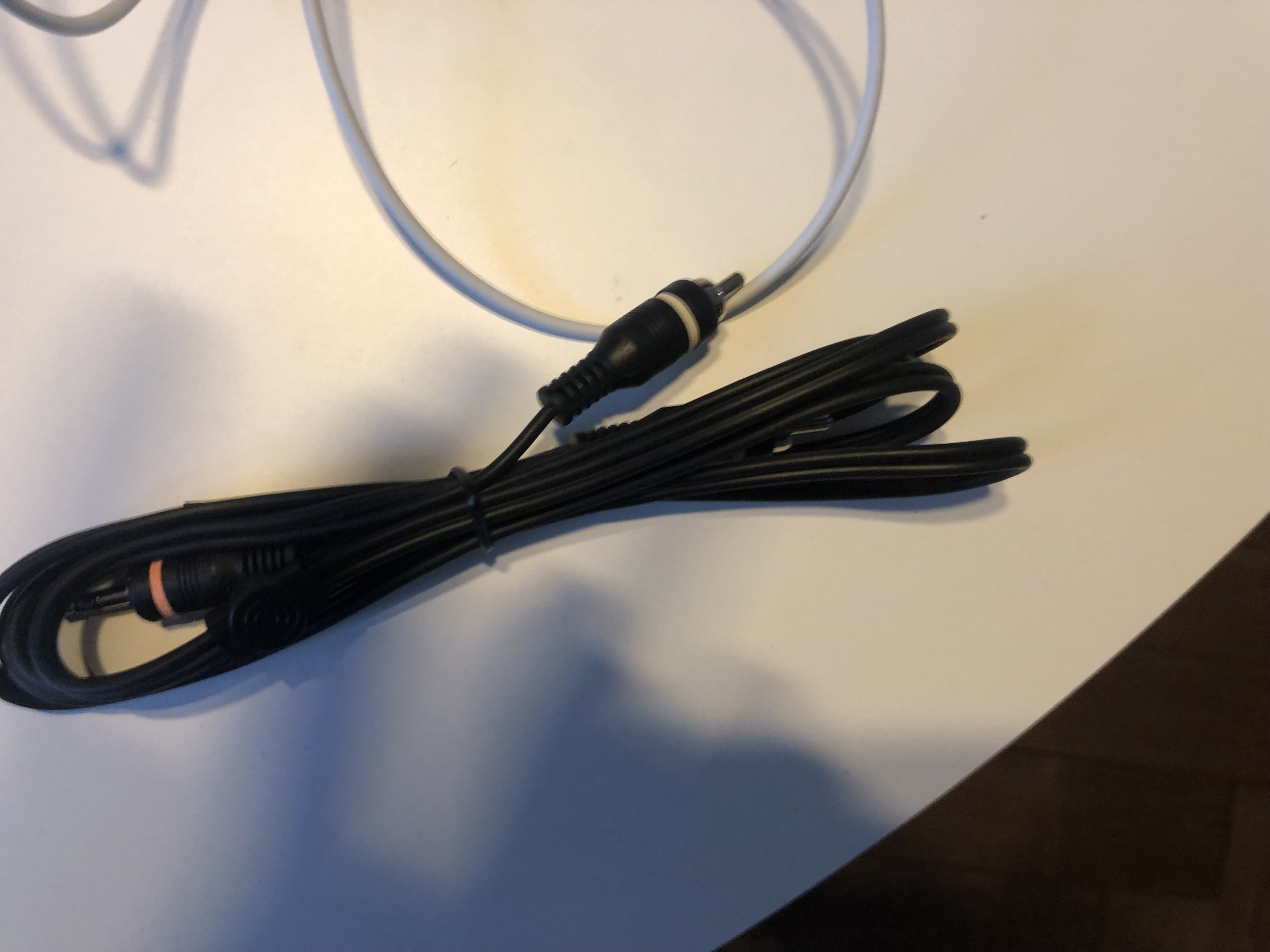 Stereo Cinch To Minijack Cable 2