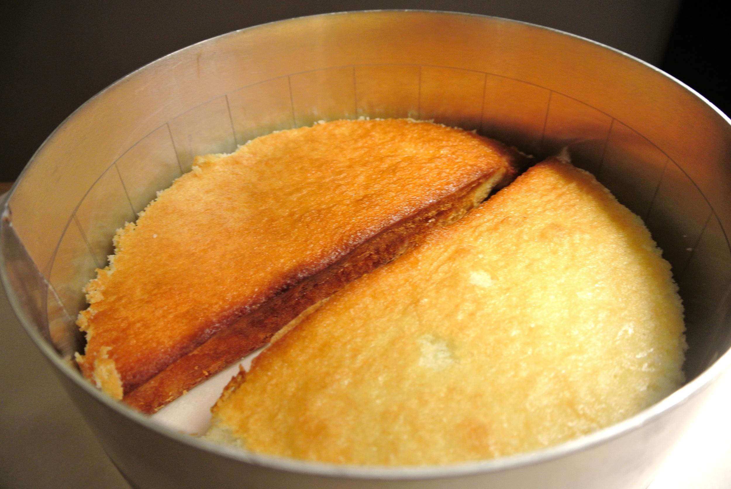 Cake Layer One