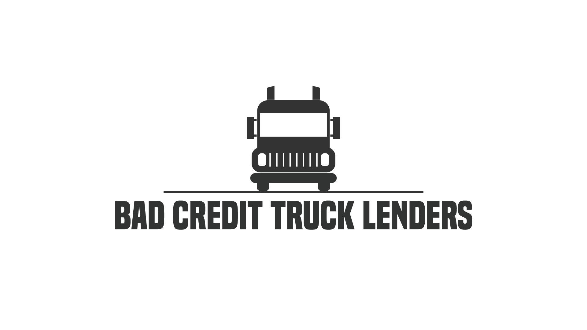 Bad Credit Truck Lenders Logo.png