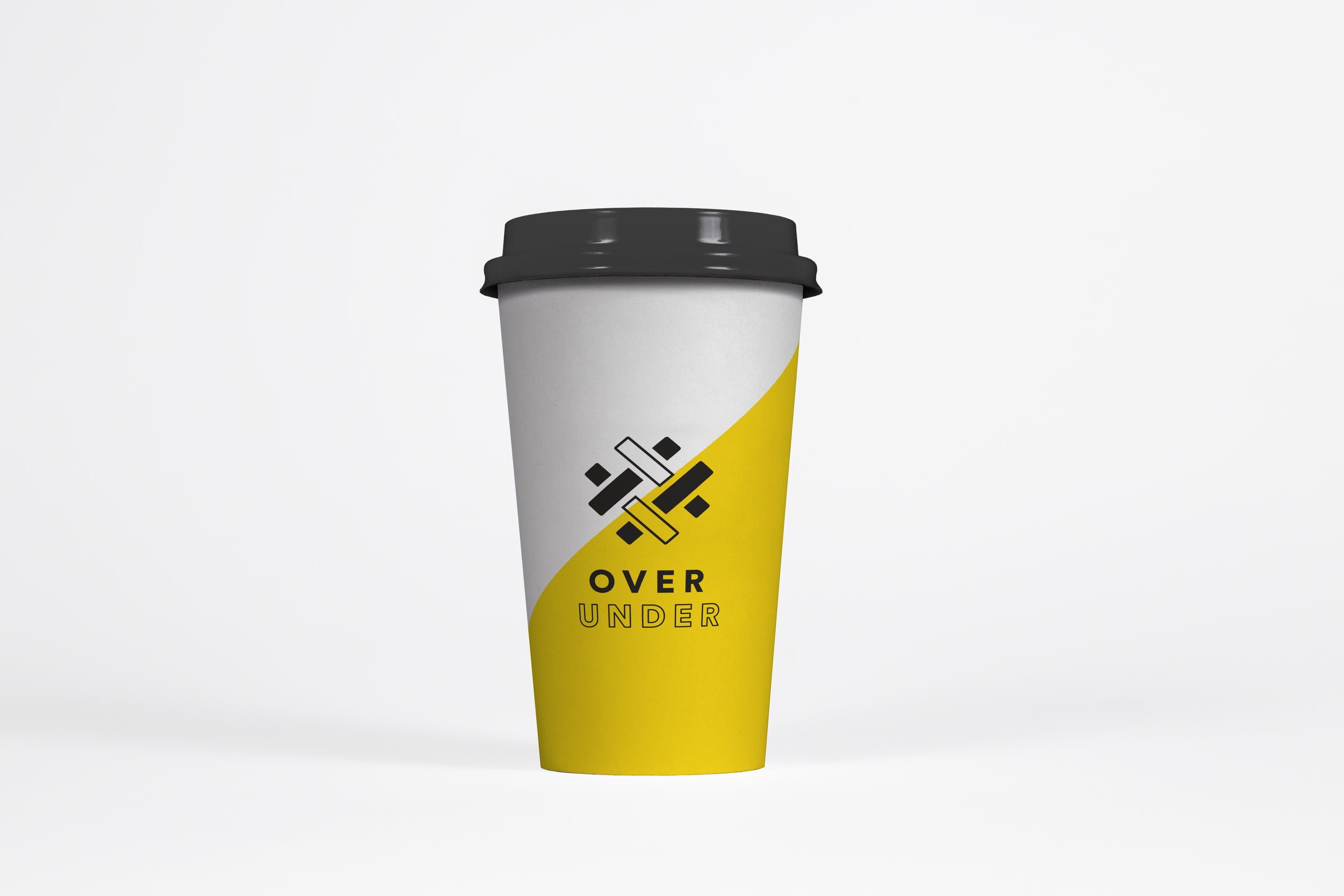 Bolter design packaging design for Over Under