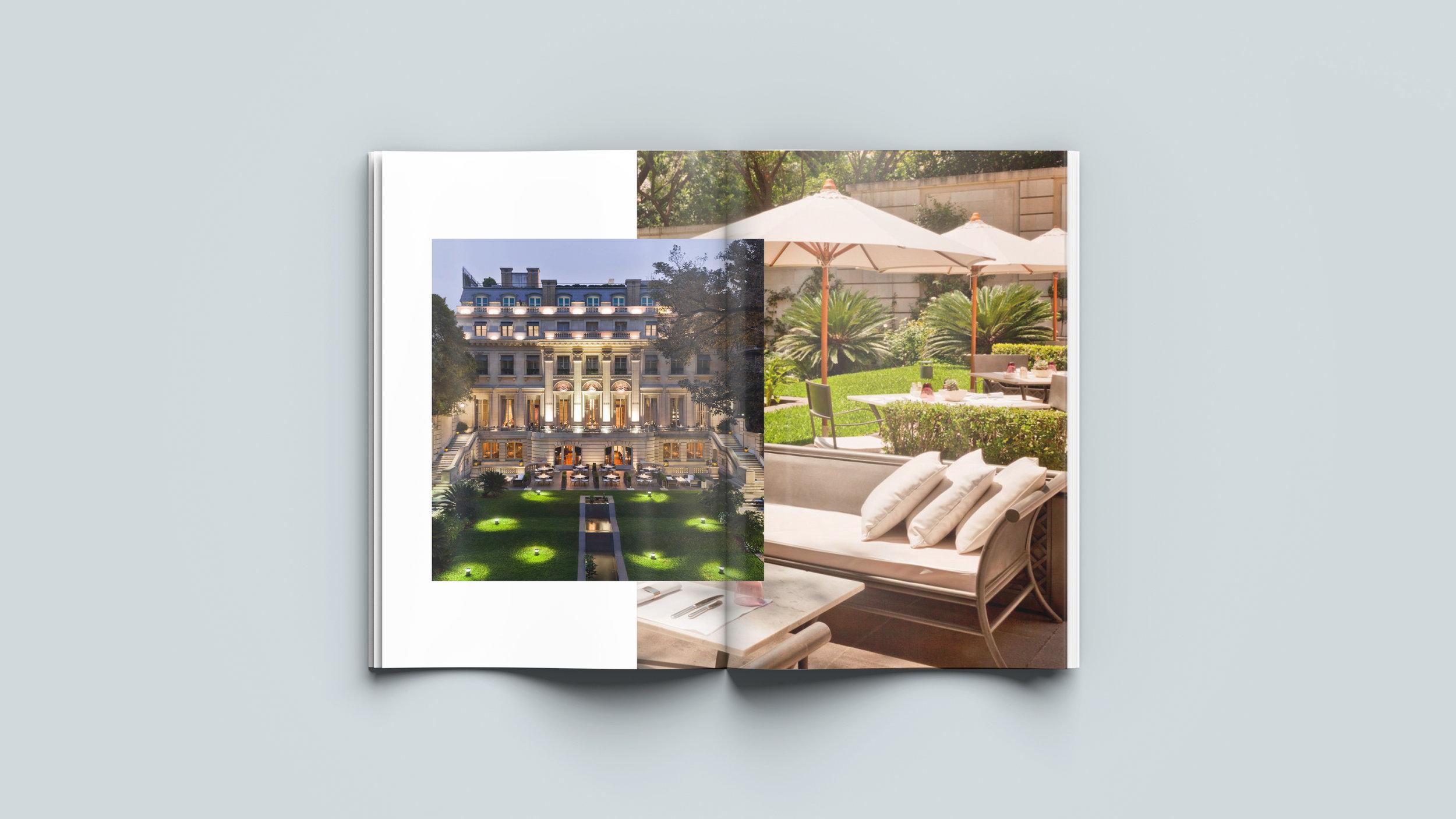 Bolter Design magazine design for Plan South America