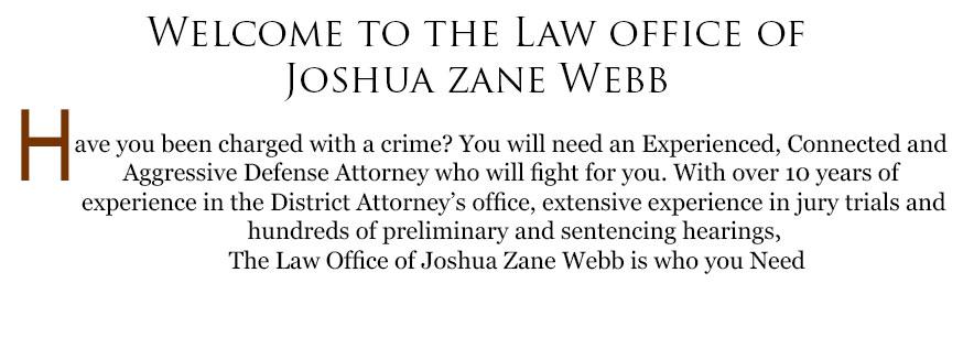 Law Office Defense Attorney Santa Barbara