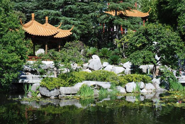 Sydney Chinese Garden of Friendship,alextravelblog.com