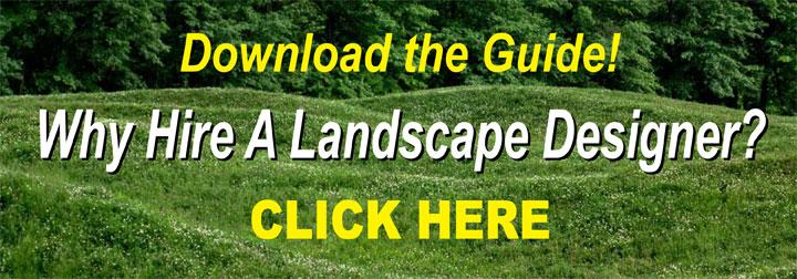 landscape design in new or city