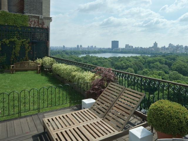 roof gardens in manhattan