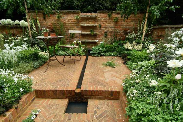 Brooklyn garden design